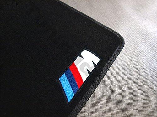 BMW X5E53New Car encajables (Alfombras) con///M Logo/Emblema