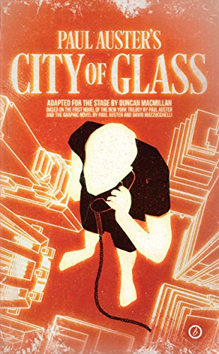 City of Glass (English Edition) eBook: Macmillan, Duncan, Auster ...