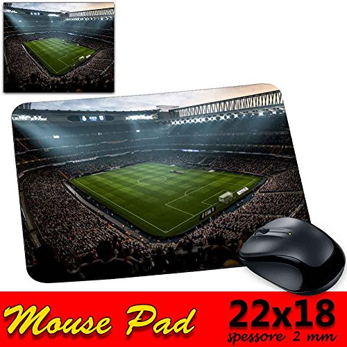 Preisvergleich Produktbild Mauspad Maus Pad Gaming personalisierbar SP 2mm Kollektion Games FIFA