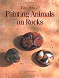 The Art of Painting Animals on Rocks..