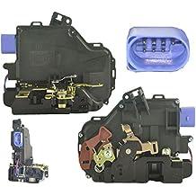 Per Golf MK5posteriore sinistra/posteriore lato passeggero serratura meccanismo (2003–2009)