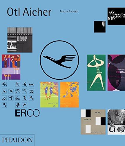 Otl Aicher por Markus Rathgeb