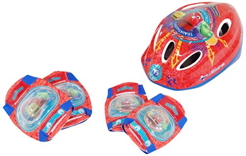 Image of Chuggington – Set of Helmet + Protectors (SAICA Toys 8625)