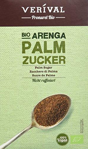 Verival Palmzucker, 6er Pack (6 x 250 g) – Bio