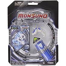 Monsuno - Pack de figuras de acción (Giochi Preziosi 37283)