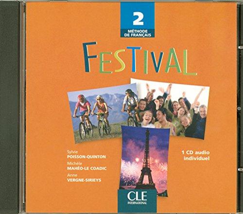 Festival 2 - CD audio individuel
