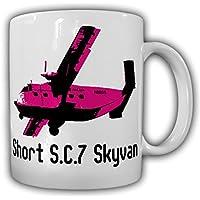 Short Sc7skyvan aereo Paracadutista trasporto di merci e passeggeri aereo