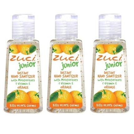 Zuska Junior Hand Sanitizer Orange