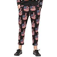 Love Moschino Pantaloni di Cotone , uomo