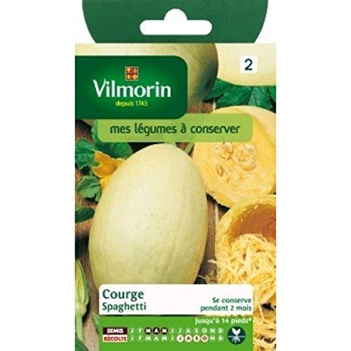 Vilmorin - Sachet graines Courge Spaghetti