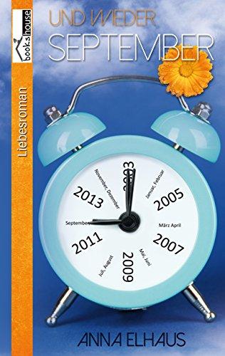 Buchseite und Rezensionen zu 'Und wieder September' von Anna Elhaus