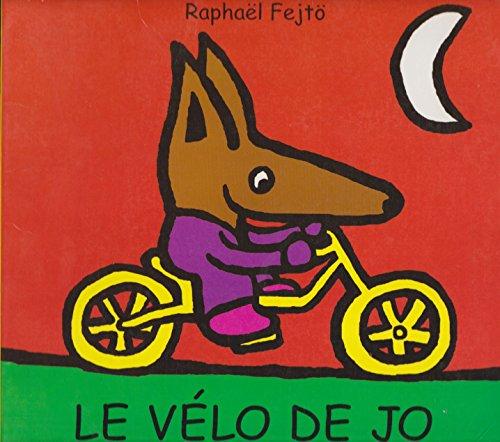 Le vélo de Jo par Raphaël Fejtö