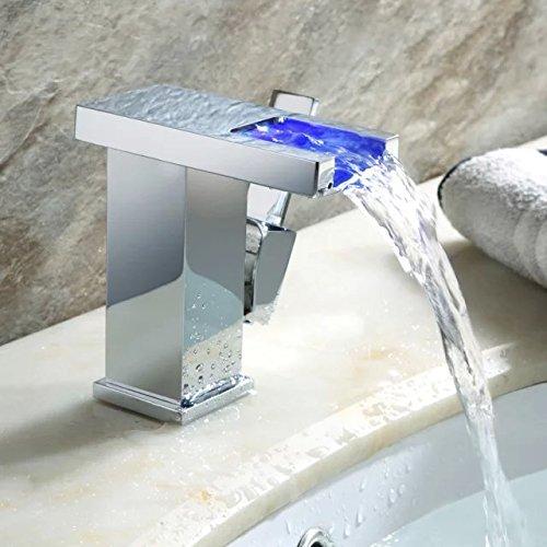 Led Bathroom Faucet Le Meilleur Prix Dans Amazon Savemoney Es