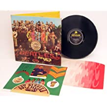 THE BEATLES. Sgt Peppers Lonely Hearts Club Band. UK MONO first press 1967 on yellow and black Parlophone EMI label
