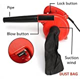 JAKMISTER 600 Watts PC/Dust Cleaner/Air Blower (Red)