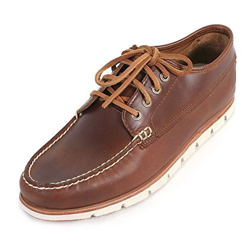 Timberland Uomo Lacci in pelle C5740A Greleyaprch Brown Sahara Brando