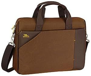 RivaCase 8130 15.6 inch Bag for Laptop - Dark Brown