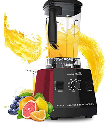 Professionelle Mixer, 1000W Smoothie Blender mit 62 Oz BPA-frei Pitcher, 50000 RPM High Speed   Mixer mit 6 Schicht Sägezahn-Klingen aus rostfreiem Stahl for Speiseeis, Smoothie, und Kaffeebohne. Zixi