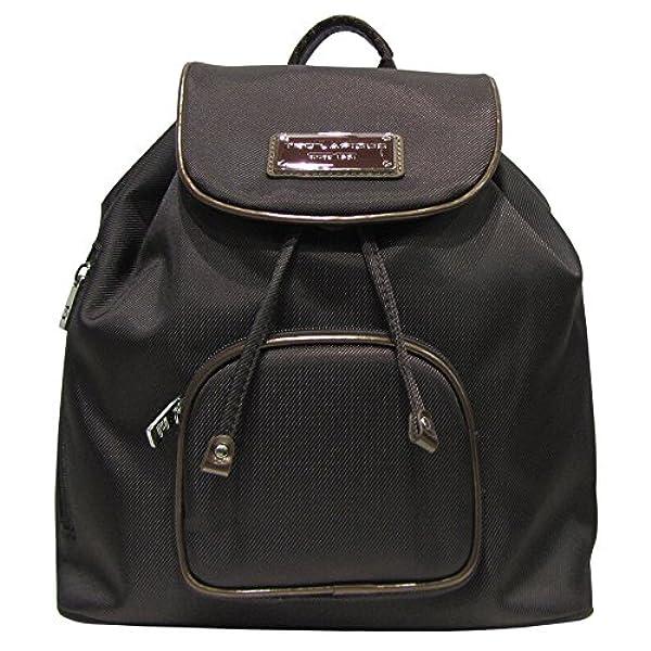 dbcf6c00f Ofertas para comprar online Bolso maletín Ted Lapidus (Bolso estilo cartera  para mujer marrón marrón 29 (L) x 30 (H) x 12 (E) cm)