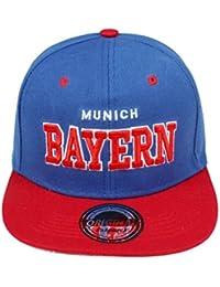 Original Snapback Cap Stadt Bayern und Stadt Dortmund Fan