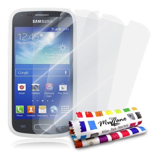 MUZZANO FPR-141-281-NNNN Displayschutzfolie, Samsung Galaxy ACE 3, durchsichtig