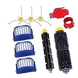 jsd iRobot Ersatzteile-Kit für Roomba 620651600630650660Serie–10Stück