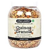#9: Urban Platter Quinoa Granola, 500g [All Natural & Preservative-Free]