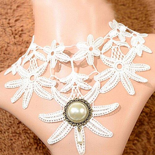 'Spritech (TM) da donna Fashion personalità Vintage stile gotico palazzo in pizzo stile nobile gioiello (Superb Gioiello)