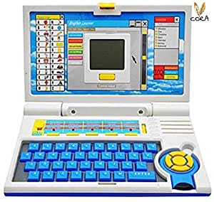 Buy Cora Ben 10 English Learner Kids Educational Laptop With Mouse 20 Activities And Games In
