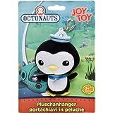 Joy Toy Octonautas 233914 - Llavero de peluche(13 cm), diseño de Pepe Pingüino