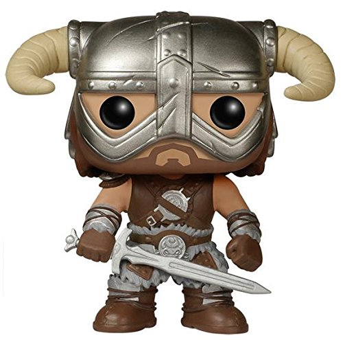 Funko Pop Dovahkiin (Skyrim 57) Funko Pop The Elder Scrolls