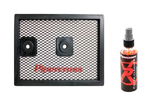 Pipercross Luftfilter+Reiniger kompatibel mit Seat Leon III 5F 1.4 TGi 110 PS 09/13-