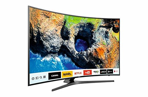 Samsung UE55MU6645 - Téléviseur incurvé LED 4K 55
