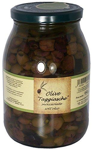 Taggiasca Oliven entkernt 950 gr. - Ranise
