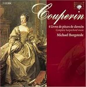 Couperin:  Pièces de Clavecin (Complete)