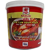 Namjai Tom Yum Soup Paste - 400G