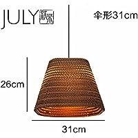 Good quality Lámpara de Techo Colgante de Montaje de la lámpara Restaurante lámpara única Cabeza Simple