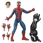 Construye una Figura de Marvel Venom Legends Series «Spiderman Peter Parker», Figura de 15,24 cm