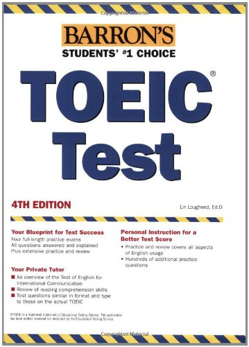 TOEIC : Test of English for International Communication