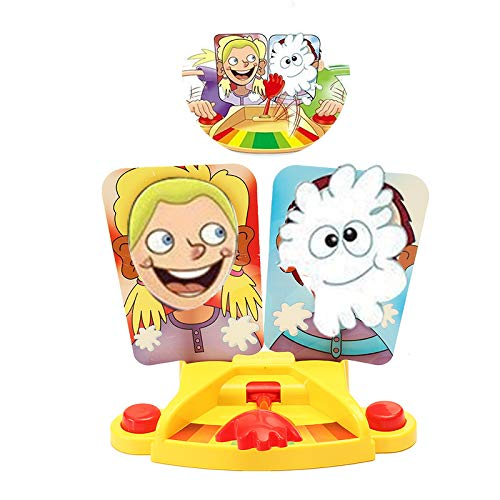 LaDicha Doppel-Cream Hit Face Smashing Machine Fun Gadget Toy for Kids Children Birthday Gift -