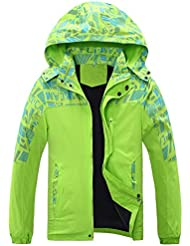 XLHGG childSingle layerWaterproof vestes