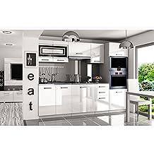 Suchergebnis auf amazonde fur kuchenzeile ohne hangeschranke for Küchenzeile ohne h ngeschr nke