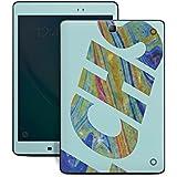 Samsung Galaxy Tab A 9.7 Case Skin Sticker aus Vinyl-Folie Aufkleber Die Lochis Fanartikel Merchandise Roman und Heiko