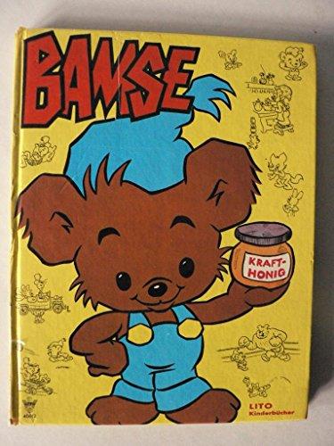 BAMSE, der allerstärkste Bär. Lustige Kindergeschichten aus Schweden von Tieren als Menschen verkleidet