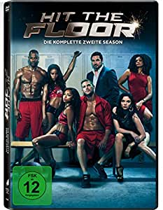 Hit the Floor - Die komplette zweite Season [3 DVDs]