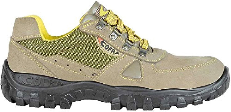 Cofra TA120 000.w36 – Zapatos de trabajo 'Zenith' talla marrón, 36