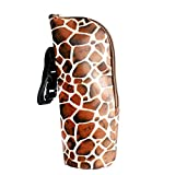 Warmhaltebox Baby Isoliertasche Thermobox Flaschenwärmer Isoliertasche, multicolor - Leopard, onesize