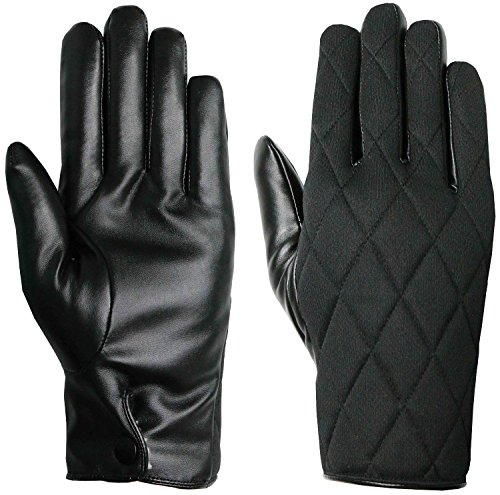 unisex-negro-thinsulate-guantes-acolchados-con-imitacion-de-cuero-palm-de-guantes-easy-off-extra-gra