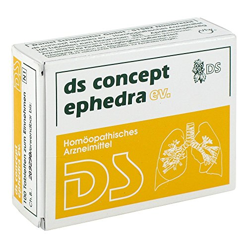 Ephedra (Ds Concept Ephedra Ev. Ta 100 stk)