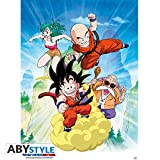 ABYstyle Abysse Corp_ABYDCO319 Dragon Ball - Póster Db/Group (52X38)